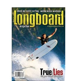 Longboard magazine Longboard magazine  True / Lies volume 15 # 7 no. 97