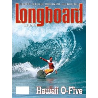 Longboard magazine Hawaii O-Five volume 13 # 2