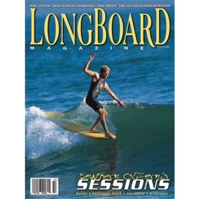 Longboard magazine  Sessions volume 12 # 6