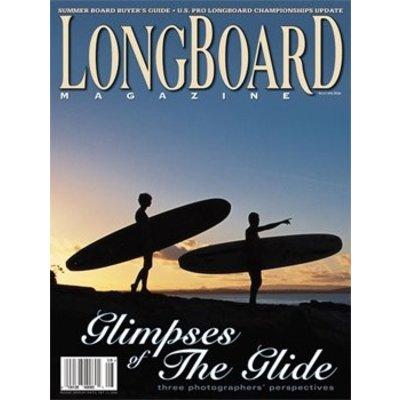 Longboard magazine Glimpses of The Glide volume 12 # 5