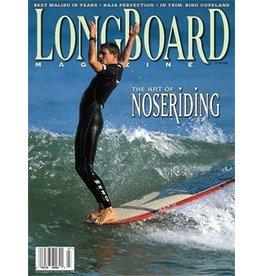 Longboard magazine Longboard magazine  Noseriding volume 12 # 4