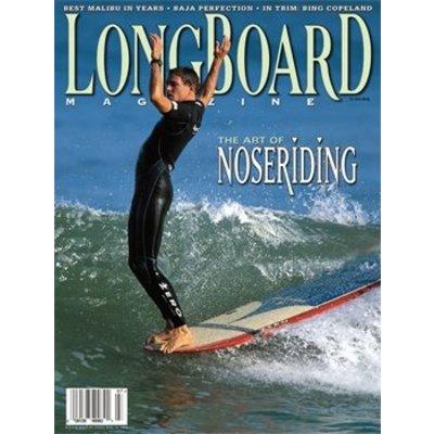 Longboard magazine  Noseriding volume 12 # 4