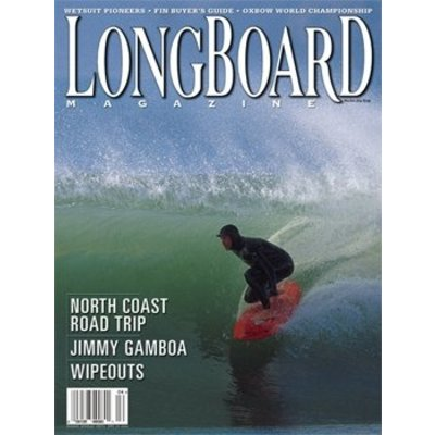 Longboard magazine North Coast Road Trip volume 12 # 1