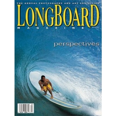 Longboard magazine Perspectives volume 11 # 8