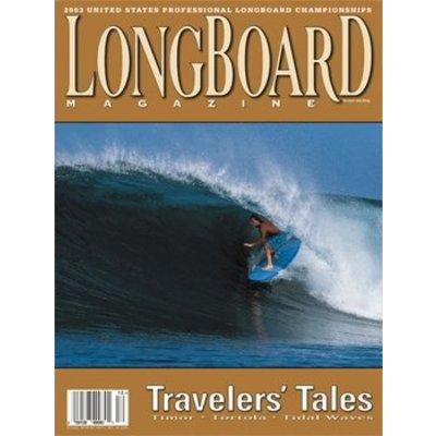 Longboard magazine Travelers' Tales volume 11 # 7