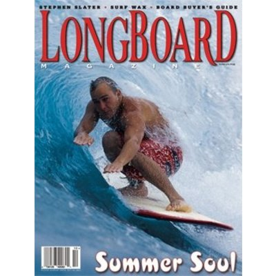 Longboard magazine Summer Soul volume 11 # 5