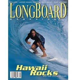 Longboard magazine Longboard magazine Hawaii Rocks volume 11 # 2