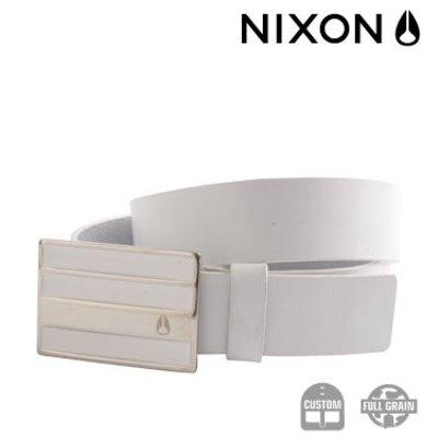 NIXON Rotolog White