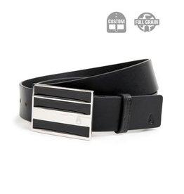 Nixon NIXON Rotolog Black Enamel Belt
