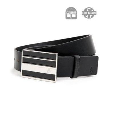NIXON Rotolog Black Enamel Belt
