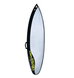 "Creatures Creatures - 6'3"" Day Use Shortboard cover"