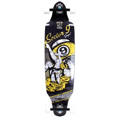 Sector 9 - Ginger DHD