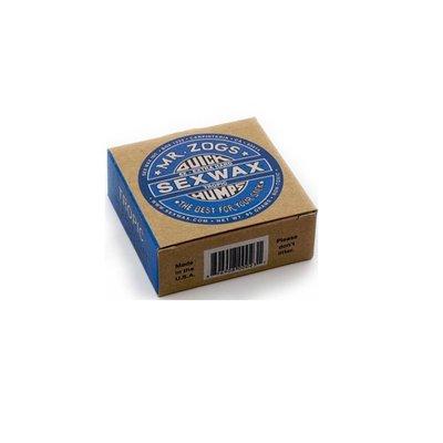 Sexwax - Quick Humps Blue label 6x tropical  basecoat- 4pcs