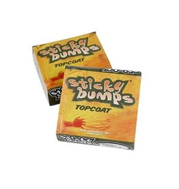 Sticky Bumps Sticky Bumps warm/tropical TOPCOAT 4pcs.