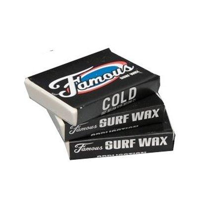Famous Surf Wax Cold 4 pcs.