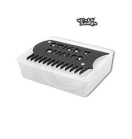 Sticky Bumps Wax Box + Comb