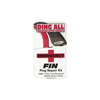 Ding All - FCS Fin Plug Repair Kit