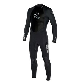 Xcel Xcel - GCS  Back zip   (3/2 mm)