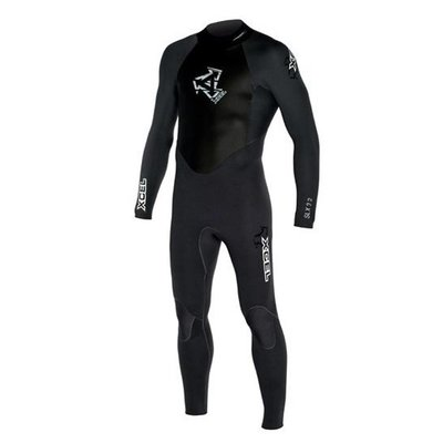 Xcel - GCS  Back zip   (3/2 mm)