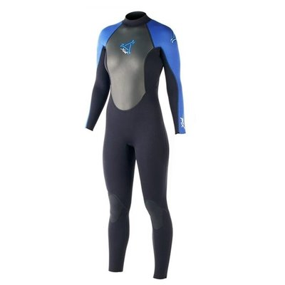 Xcel - GCS 3/2 mm L/S womens full suit