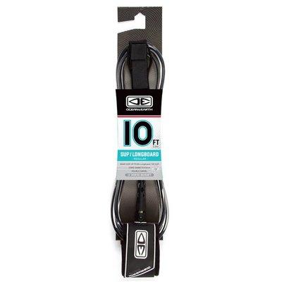 R & E - SUP / Longboard 10ft Regular Moulded Leash