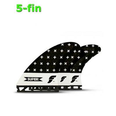 Future Fins - SUPER 5-FIN