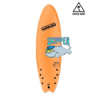 Catch Surf - Odysea Skipper - 6'6 quad