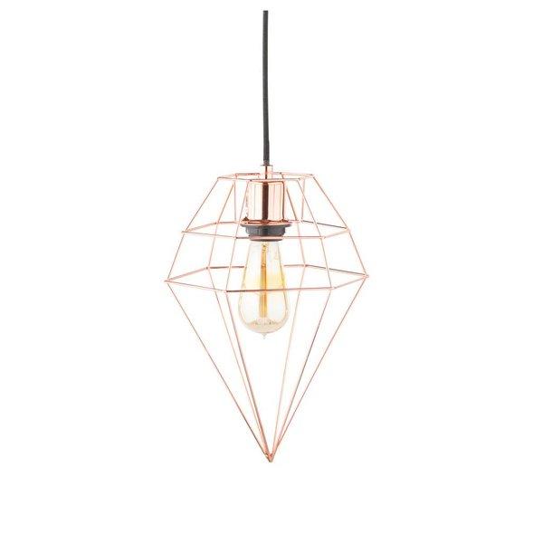 Diamond Loftlampe Kupfer