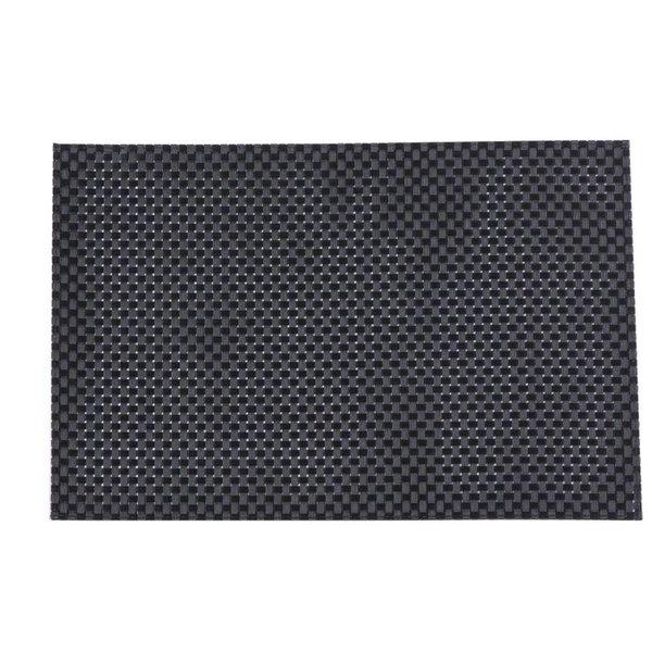 Platzset - 35 x 45 - Schwarz