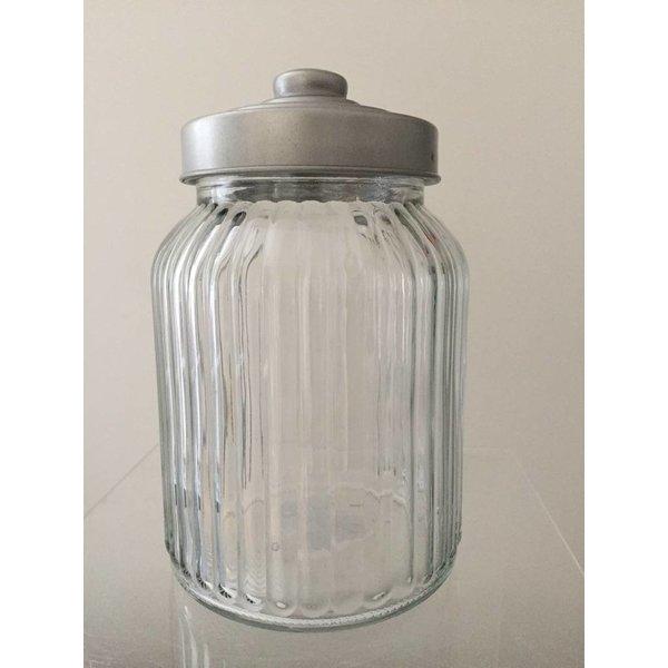 Vorratsglas 1l klar