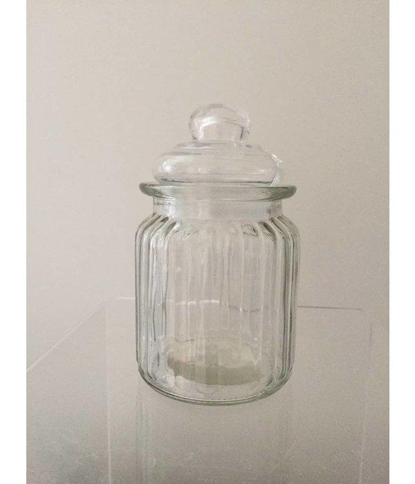 Vorratsglas 1/4l klar