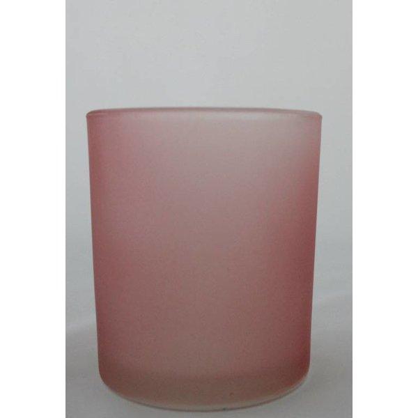 """Teelichthalter""""Erika"""" rosa"""