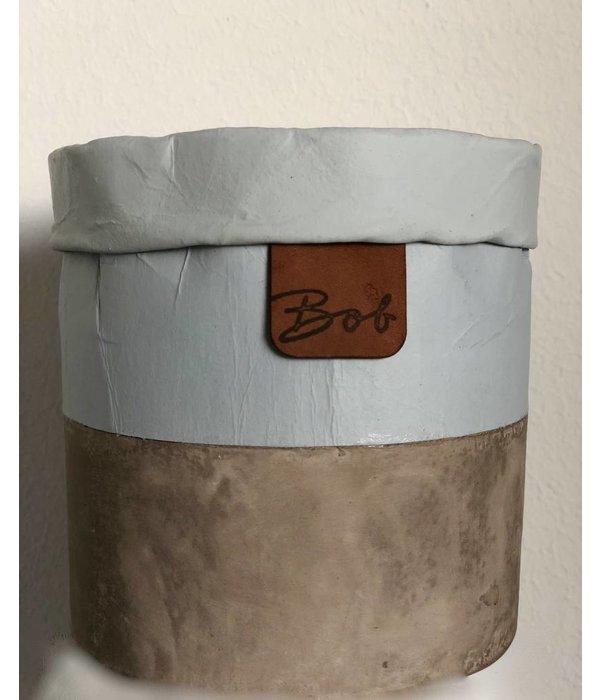 Bob Blumentopf/Vase  handmade klein