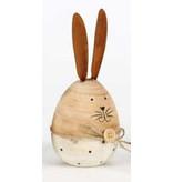 Hase /Eierhase  12 cm aus Holz
