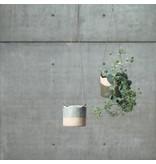 Villa Collection Dänemark Blumentopf/Übertopf  hängend dunkelgrün Keramik Villa Collection