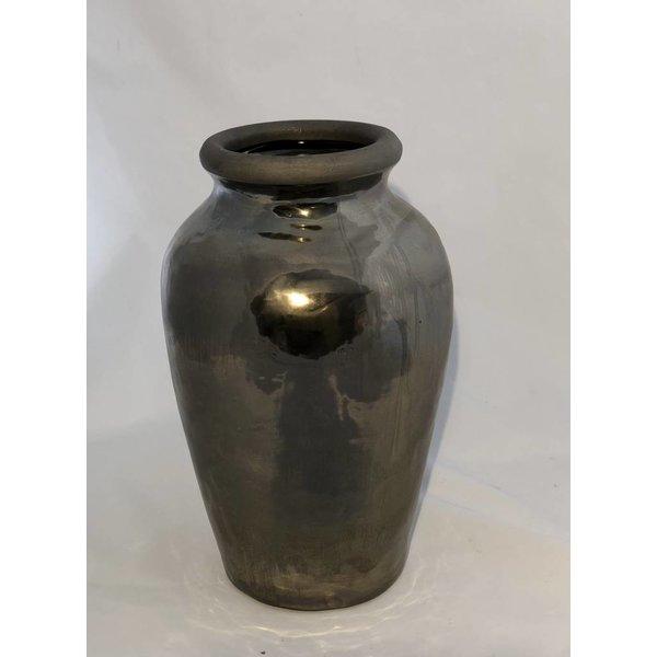 "Vase ""Arizona"" Keramik H 27 cm"