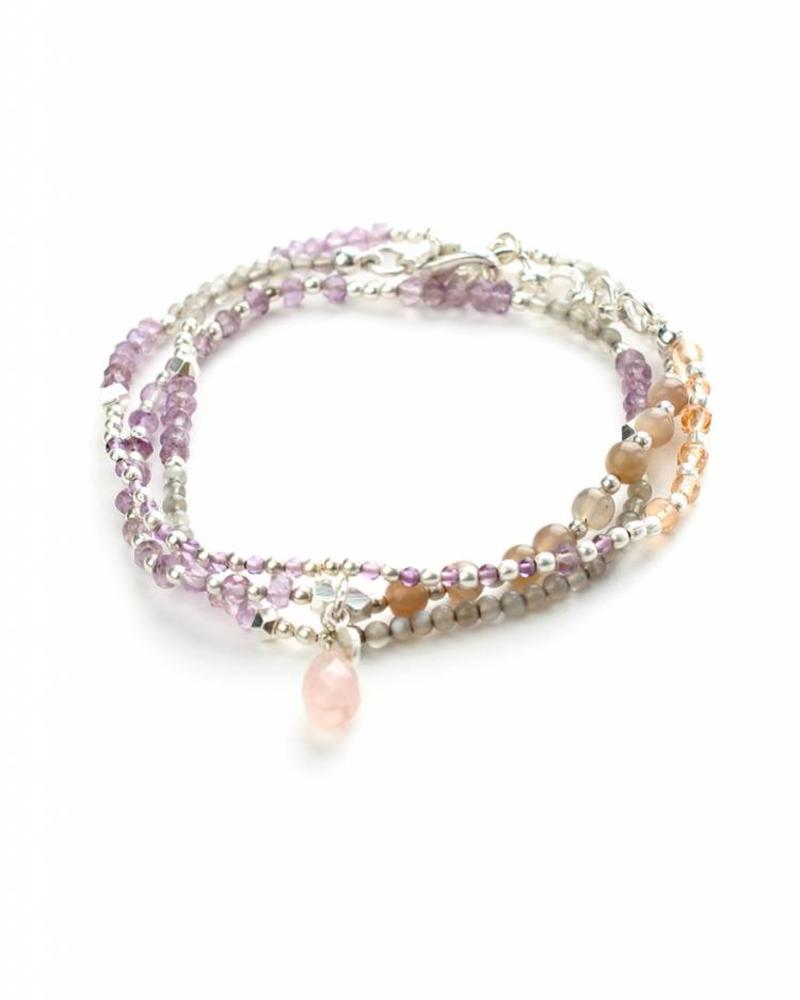 Necklace and Bracelet in one