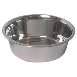 Hondenvoerbak RVS 13 cm