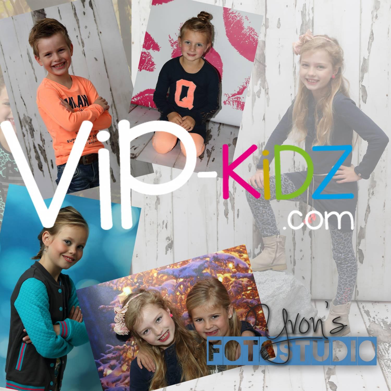 Klaar om omgetoverd te worden tot een echt VIP-Kidz model?