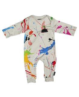 Snurk Snurk Splatter Play Suit