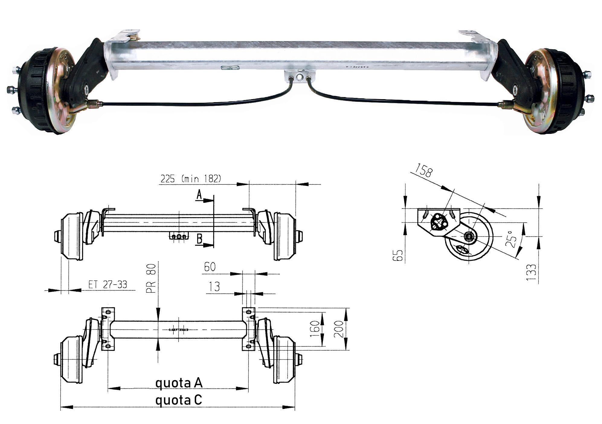 alko assale tipo b850-10