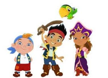 Jake The Pirate (Disney)