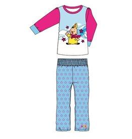 BUMBA: Pyjama Bumba Studio 100 (lange mouwen - roze - velour)