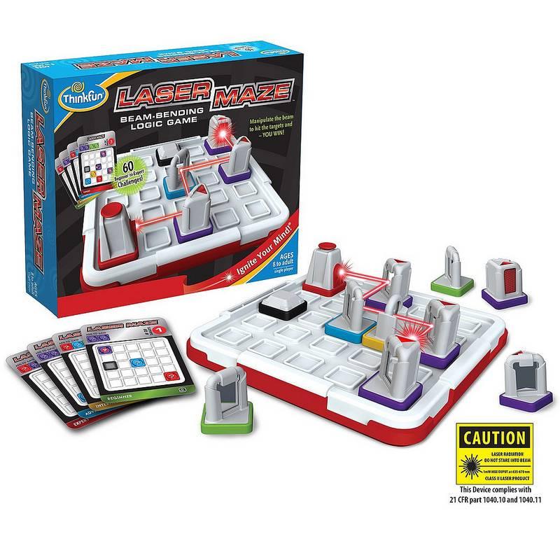 Thinkfun Laser Maze Thinkfun puzzle