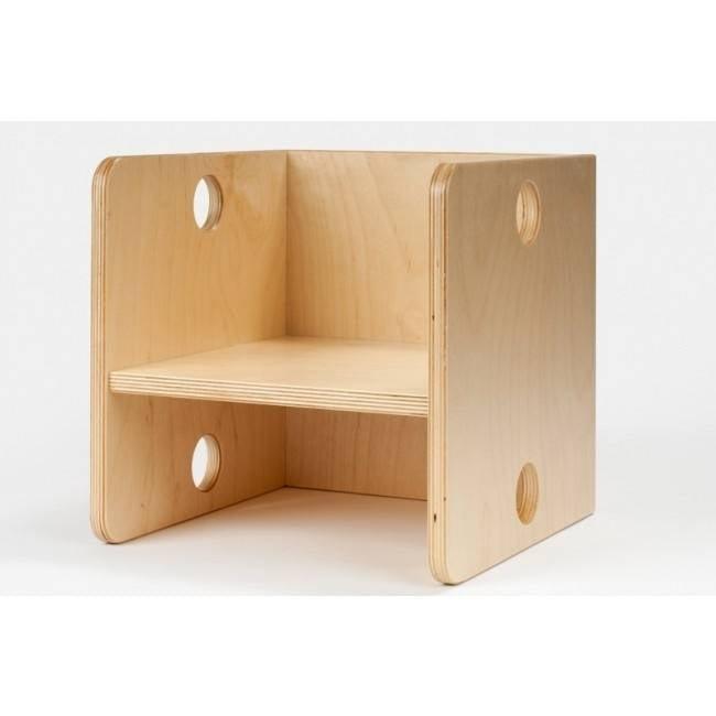 Zeer van Dijk van Dijk Kubus-stoel of tafel - Tinkerbell &CA27