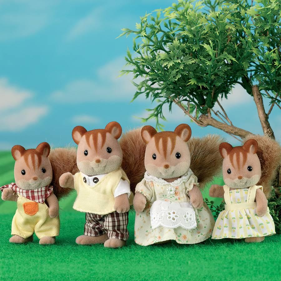 Sylvanian Families Sylvanian family eekhoorn