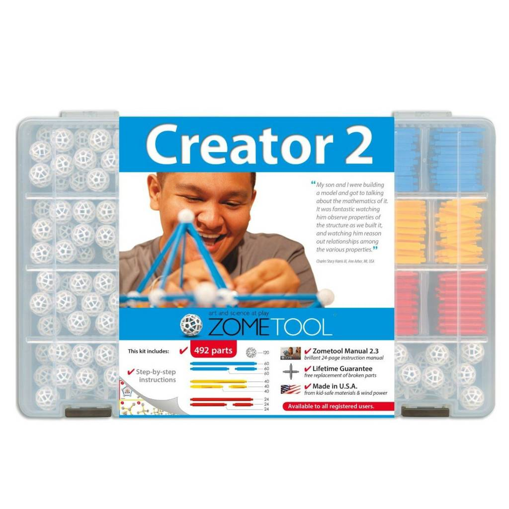 Zometool Zometool Creator 2