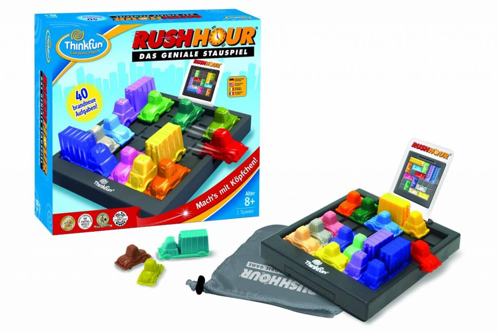 Thinkfun ThinkFun Rush Hour