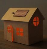 Casagami bouwpakket zonnecelhuisje
