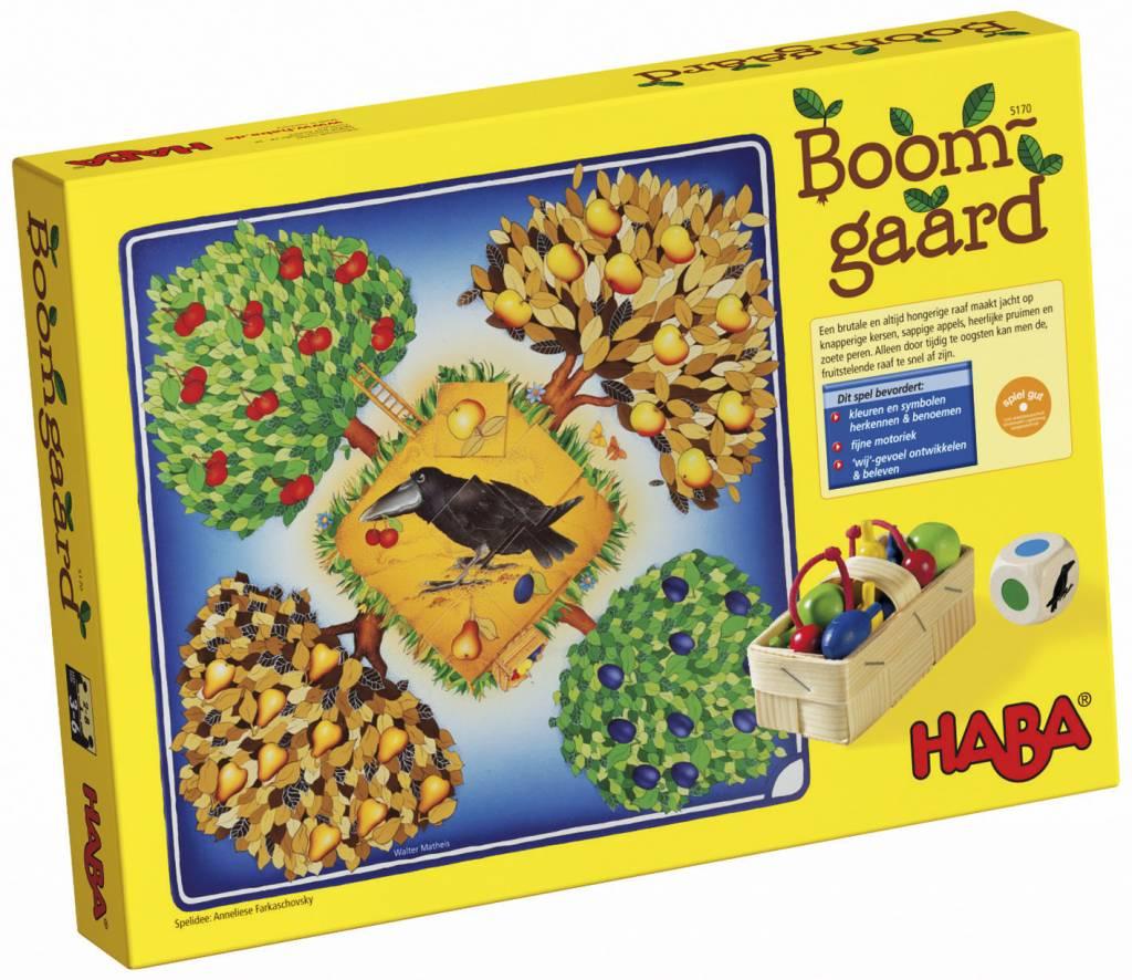 HABA Haba Boomgaard Spel
